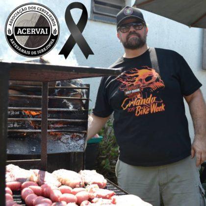 Jonas Ruppental morreu nesta terça-feira vítima de infarto.