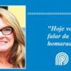 Hoje vou falar da homarada, por Inge Dienstmann