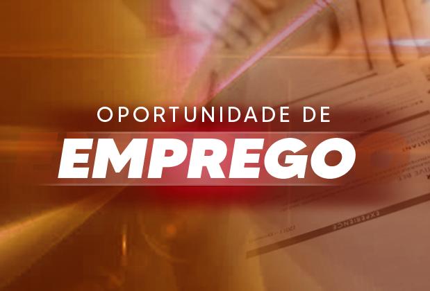 OPORTUNIDADE DE EMPREGO 622x420