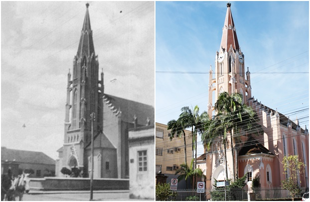 Retrofit: uma nova 'roupagem' em prédios antigos e históricos de Taquara – Conheça a Igreja Evangélica