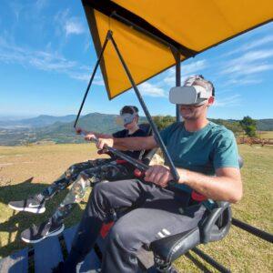 Novas atrações incentivam turismo no Parque Alto da Pedra em Igrejinha; veja fotos