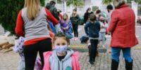 Busca ativa incentiva o retorno de alunos às aulas presenciais em Taquara