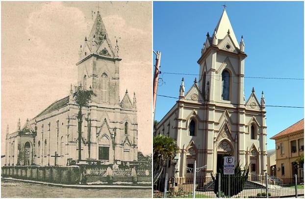 Retrofit: uma nova 'roupagem' em prédios antigos e históricos de Taquara – Conheça a Igreja Católica