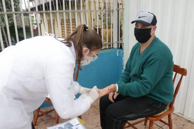 Taquara recebe pesquisa para avaliar a prevalência de infecção por Covid-19