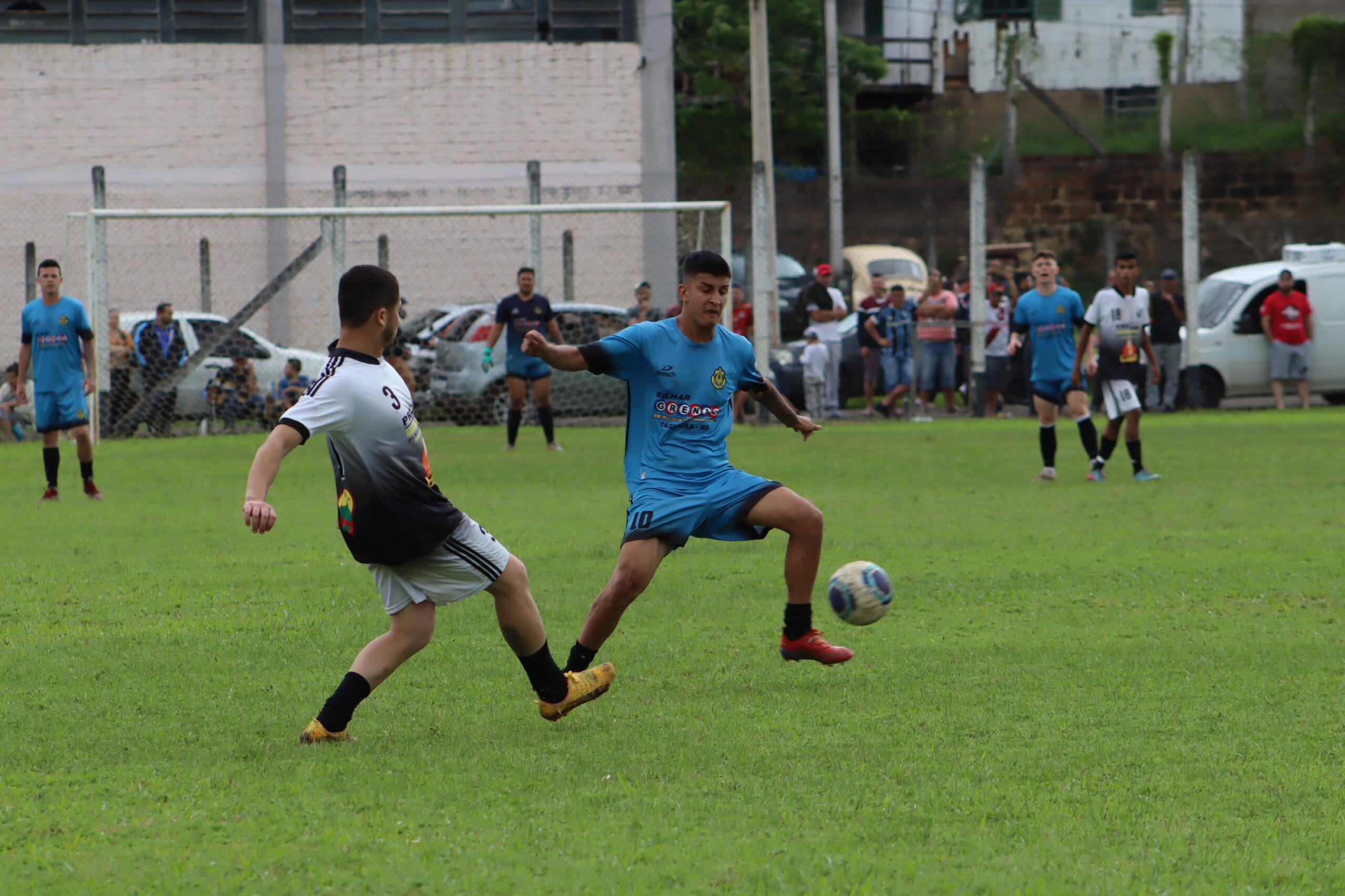 Três equipes garantem classificação antecipada no Campeonato Municipal Varzeano em Taquara