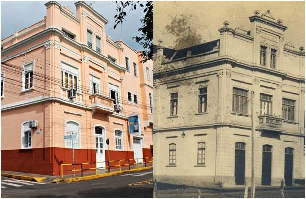 Retrofit: uma nova 'roupagem' em prédios antigos e históricos de Taquara - Conheça o Colégio Santa Teresinha