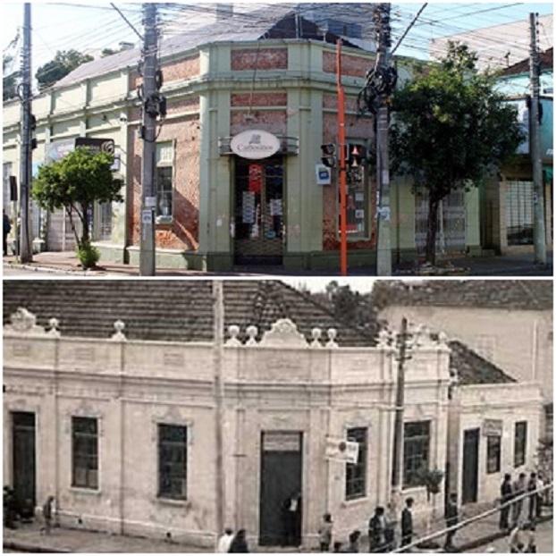 Retrofit: uma nova 'roupagem' em prédios antigos e históricos de Taquara – Conheça o prédio da antiga alfaiataria